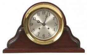 Tiffany & Co. Chelsea Ships Bell Clock