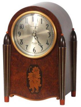 Herschede Electric Mantle Clock