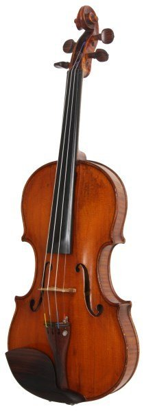 Giovanni Battista Ceruti Violin And 2 Bows