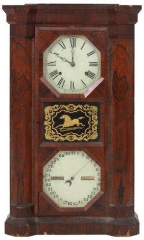 Seth Thomas Parlor Model Calendar Clock