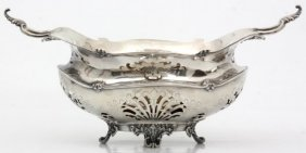 Tiffany & Co. Sterling Silver Fernery