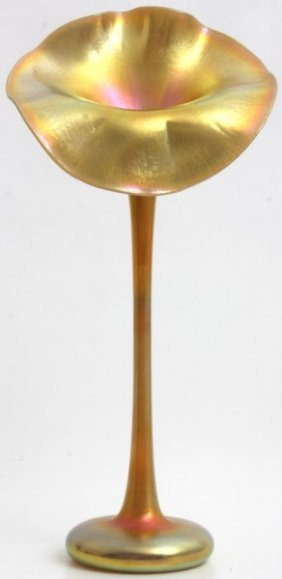 Lundberg Studios Jack In The Pulpit Vase