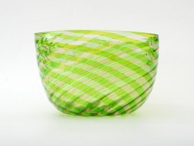 Console Bowl By Checo Ongaro