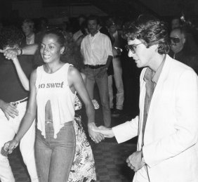 Ross, Gere, Rubell, Studio 54 Photos