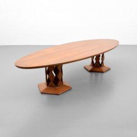 Coffee Table, Manner Of T.h. Robsjohn Gibbings