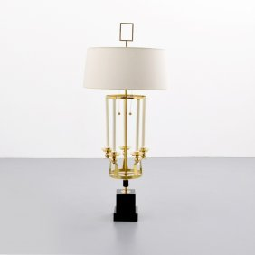 Marbro Lamp, Manner Of Tommi Parzinger