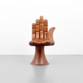 Pedro Friedeberg Hand Chair
