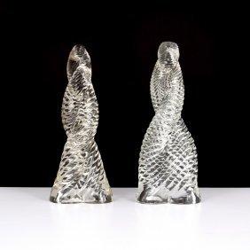 Paolo Venini & Carlo Scarpa Diamante Obelischi