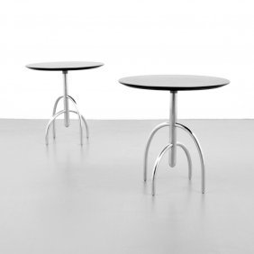 Lawrence Laske Saguaro Cactus Tables