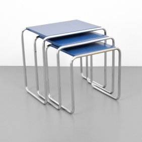 Marcel Breuer Nesting Tables