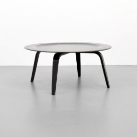Charles & Ray Eames Ctw Coffee Table