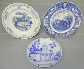 (3) Collector Plates