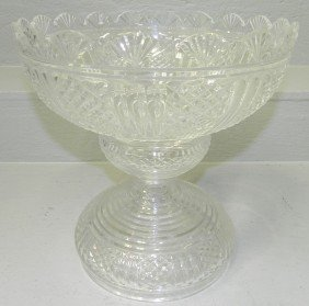 Signed Waterford Punch Bowl.