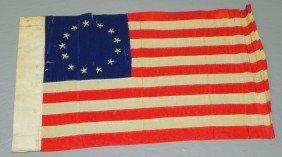 Miniature 13 Star Flag.