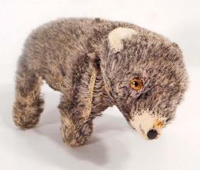Vintage Key Wind Mohair Toy Bear