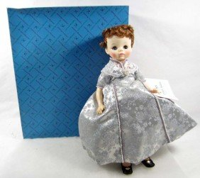 """VINTAGE MADAME ALEXANDER """"MARY MCELROY"""" DOLL IN OR"""