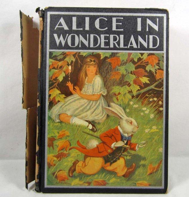 Alice in wonderland background story-6867