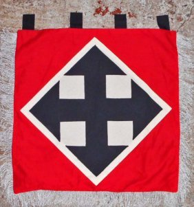 German Nazi Waffen Ss Hungarian Foreign Volunteer