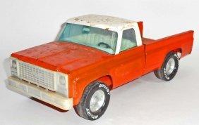 Vintage Pressed Steel Nylint Pick-up Truck