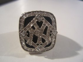 Derek Jeter Replica Ring