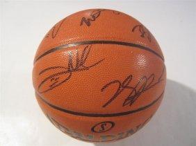 Chicago Bulls Auto Basketball