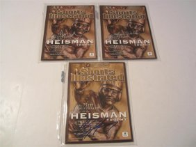 Heisman Trophy Auto Magazines