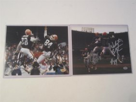 Cleveland Browns Auto Photos