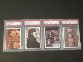 1964 Beatles Graded Cards