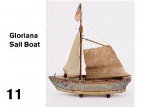 Gloriana Sail Boat