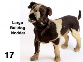 Large Bulldog Nodder