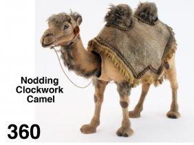 Nodding Clockwork Camel