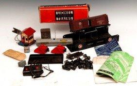 Train Items