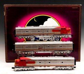 M-T-H Electric Train  Set