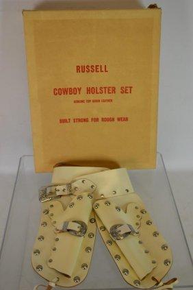 Russell Cowboy Holster Set