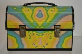 1969 Super Bowl Iii Vintage Dome Lunchbox