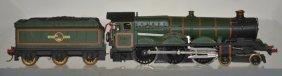 Ho Scale British Railways Engine