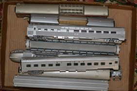 Collection Of Ho Scale Passenger Train Cars