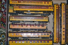 Grouping Of Wummethal Passenger Cars
