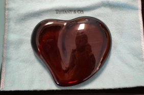 Tiffany & Co Paperweight