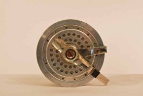 Yawman & Erbe Rochester NY Automatic Fishing Reel