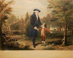 46 Father I Cannot A Lie George Washington As A Boy
