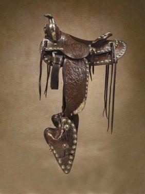 Cowgirl Show Saddle