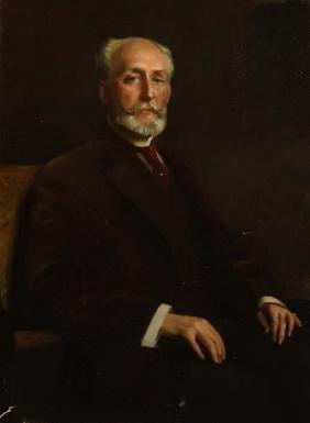 John Singer Sargent (american 1856-1925) Portrait Of