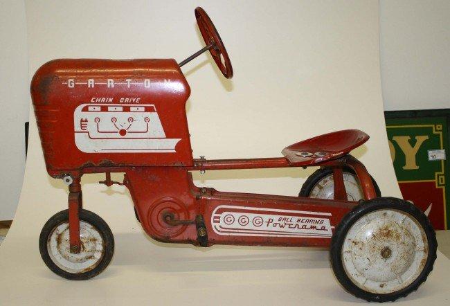 Tractor Chain Drive : Garton chain drive pedal tractor lot