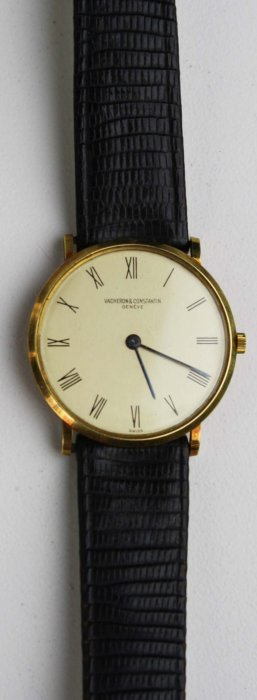 18k Vacheron & Constantin- Geneve Ultra Thin Wrist