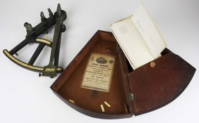 Spencer, Browning, & Rust- London Sextant In A John