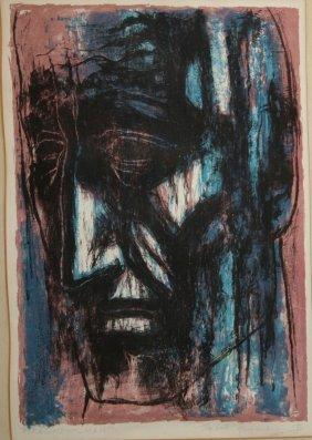 Umberto Romano (italian/ American 1905-1982) Fragment