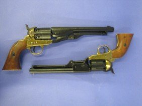 Pistols, Model 1860 Colt, Non-Firing Replicas