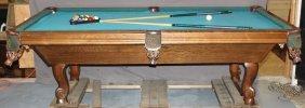 Leisure Bay Pool Table Lot 175