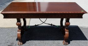 Spanish Revival Dining Table